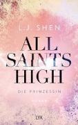 Cover-Bild zu All Saints High - Die Prinzessin von Shen, L. J.