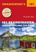 Cover-Bild zu 101 Skandinavien - Reiseführer von Iwanowski von Austrup, Gerhard