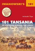 Cover-Bild zu 101 Tansania - Reiseführer von Iwanowski von Wölk, Andreas