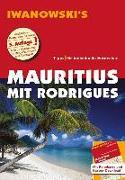 Cover-Bild zu Mauritius mit Rodrigues - Reiseführer von Iwanowski von Blank, Stefan