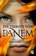 Cover-Bild zu Die Tribute von Panem - Flammender Zorn von Collins, Suzanne