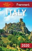 Cover-Bild zu eBook Frommer's Italy 2020