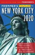 Cover-Bild zu eBook Frommer's EasyGuide to New York City 2020