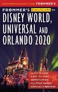 Cover-Bild zu eBook Frommer's EasyGuide to Disney World, Universal and Orlando 2020