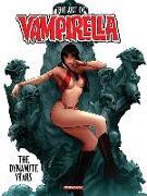Cover-Bild zu Eric Trautmann: Art of Vampirella: The Dynamite Years