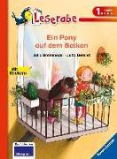 Cover-Bild zu Ein Pony auf dem Balkon von Breitenöder, Julia