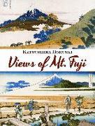 Cover-Bild zu Hokusai, Katsushika: Views of Mt. Fuji