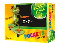 Cover-Bild zu Pockets for Kids. Klasse 2
