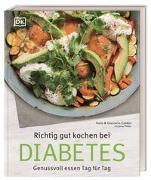 Cover-Bild zu Richtig gut kochen bei Diabetes von Caldesi, Giancarlo
