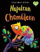 Cover-Bild zu Napoleon Chamäleon von Cyrus, Kurt