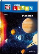 Cover-Bild zu WAS IST WAS Erstes Lesen, Band 2: Planeten von Braun, Christina