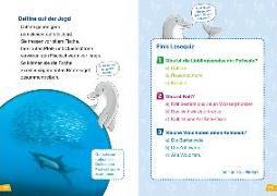 Cover-Bild zu WAS IST WAS Erstes Lesen, Band 1: Wale und Delfine von Braun, Christina