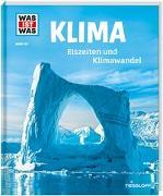 Cover-Bild zu WAS IST WAS Band 125. Klima von Baur, Dr. Manfred