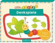 Cover-Bild zu Lernraupe - Denkspiele