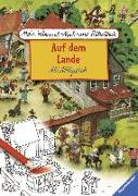 Cover-Bild zu Mein Wimmel-Mal- und Rätselbuch Ali Mitgutsch: Auf dem Lande