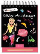 Cover-Bild zu Kritzkratz-Anziehpuppen Party