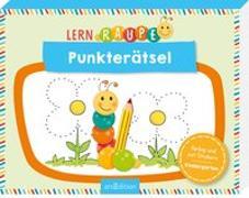 Cover-Bild zu Lernraupe - Punkterätsel