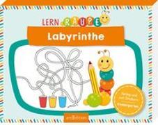 Cover-Bild zu Lernraupe - Labyrinthe