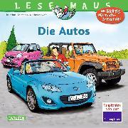 Cover-Bild zu LESEMAUS 156: Die Autos