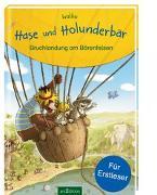 Cover-Bild zu Hase und Holunderbär - Bruchlandung am Bärenfelsen