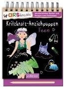Cover-Bild zu Kritzkratz-Anziehpuppen Feen