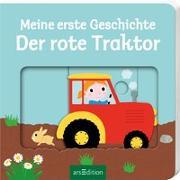 Cover-Bild zu Meine erste Geschichte Der rote Traktor