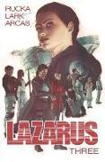 Cover-Bild zu Greg Rucka: Lazarus Volume 3: Conclave