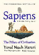 Cover-Bild zu Harari, Yuval Noah: Sapiens A Graphic History, Volume 2