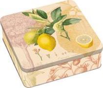 Cover-Bild zu Schöll, Stephan (Gestaltet): Kew Gardens Geschenkdose - Motiv Zitrone