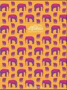 Cover-Bild zu Schöll, Stephan (Gestaltet): Die Tiere Afrikas Geschenkpapier-Heft Motiv Elefant