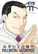 Cover-Bild zu Hiromu Arakawa: Fullmetal Alchemist: Fullmetal Edition, Vol. 11