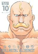 Cover-Bild zu Hiromu Arakawa: Fullmetal Alchemist: Fullmetal Edition, Vol. 10