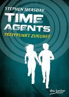 Cover-Bild zu Time Agents - Treffpunkt Zukunft