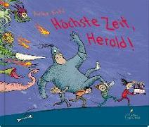 Cover-Bild zu Höchste Zeit, Herold!
