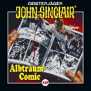 Cover-Bild zu John Sinclair, Folge 138: Albtraum-Comic (Audio Download) von Dark, Jason