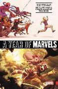 Cover-Bild zu North, Ryan (Ausw.): A Year of Marvels