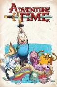 Cover-Bild zu Ryan North: Adventure Time Volume 3