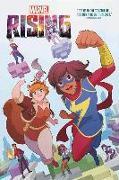 Cover-Bild zu Grayson, Devin (Ausw.): Marvel Rising
