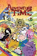 Cover-Bild zu Ryan North: Adventure Time Volume 1