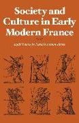 Cover-Bild zu Davis, Natalie Zemon: Society and Culture in Early Modern France: Eight Essays by Natalie Zemon Davis