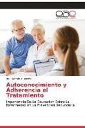 Cover-Bild zu Autoconocimiento y Adherencia al Tratamiento von Arambulo Bayona, Raul