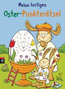Cover-Bild zu Meine lustigen Oster-Punkterätsel
