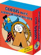 Cover-Bild zu Globis beste Abenteuergeschichten