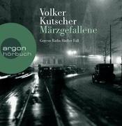 Cover-Bild zu Märzgefallene von Kutscher, Volker