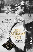 Cover-Bild zu Der stumme Tod (eBook) von Kutscher, Volker