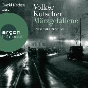 Cover-Bild zu Märzgefallene (Ungekürzte Lesung) (Audio Download) von Kutscher, Volker