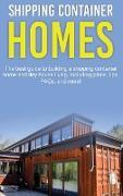 Cover-Bild zu Shipping Container Homes von Jones, Damon