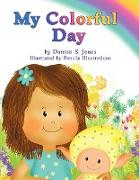 Cover-Bild zu My Colorful Day von Jones, Damon S.