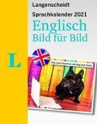 Cover-Bild zu Langenscheidt Sprachkalender Bild für Bild Englisch 2021