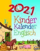 Cover-Bild zu Langenscheidt Kinderkalender Englisch 2021